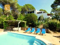 Holiday villas Costa Brava Spain - Villa Nostra - Villa outside