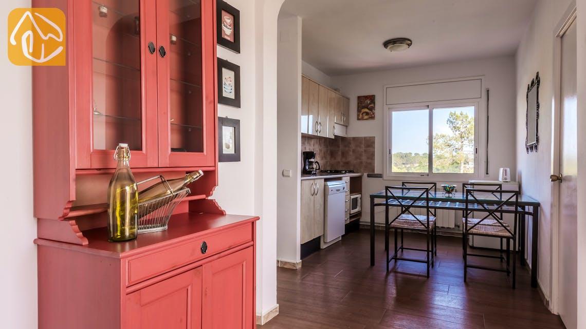 Vakantiehuizen Costa Brava Spanje - Villa Elize - Diner zone
