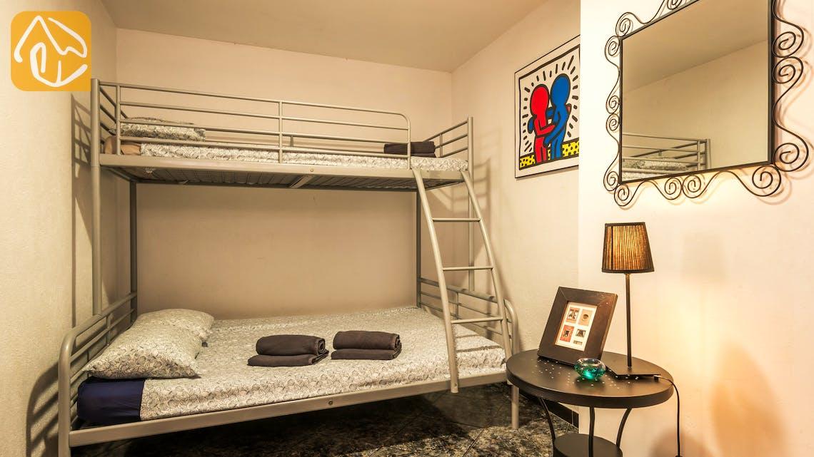 Vakantiehuizen Costa Brava Spanje - Villa Elize - Slaapkamer