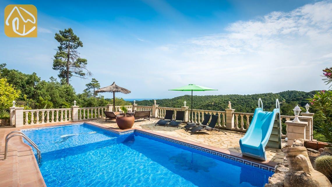 Vakantiehuizen Costa Brava Spanje - Villa Elize -