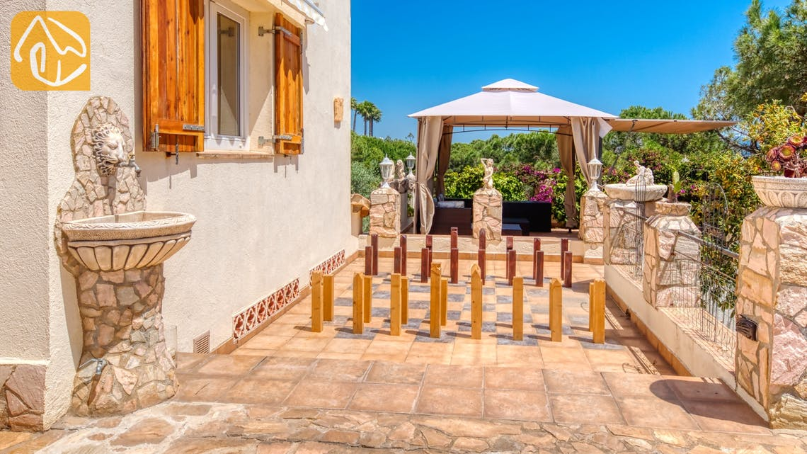 Holiday villas Costa Brava Spain - Villa Panorama - Swimming pool