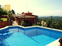 Holiday villas Costa Brava Spain - Villa Conchi - One of the views