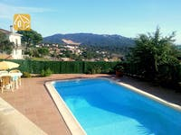Casas de vacaciones Costa Brava España - Villa Alchi - Piscina