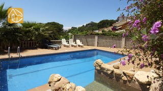 Ferienhäuser Costa Brava Spanien - Villa Maribel - Schwimmbad