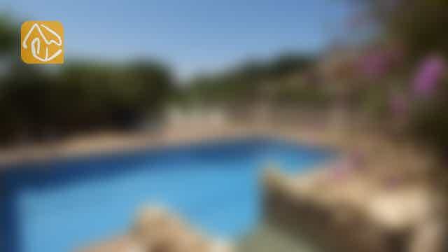 Holiday villas Costa Brava Spain - Villa Maribel - Swimming pool