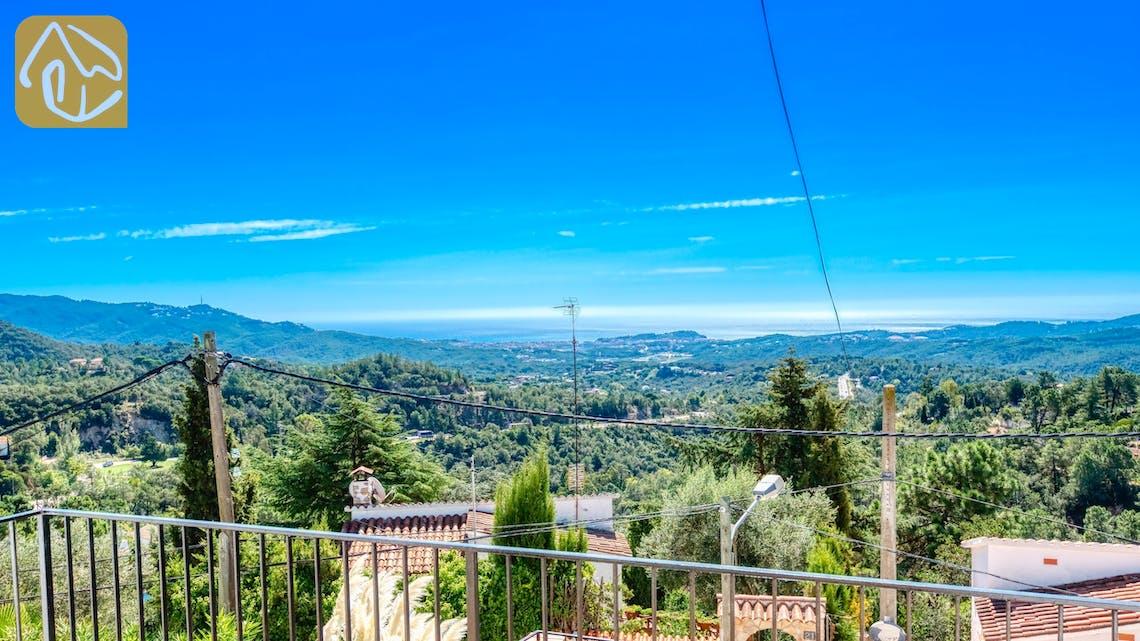 Ferienhäuser Costa Brava Spanien - Villa Sofia - Eine der Aussichten