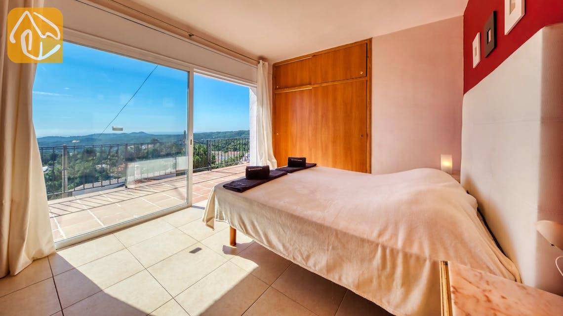 Ferienhäuser Costa Brava Spanien - Villa Sofia - Schlafzimmer