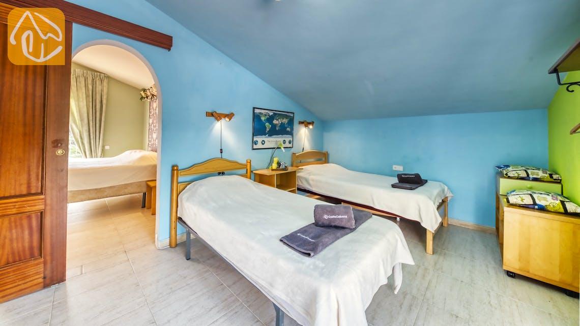 Vakantiehuizen Costa Brava Spanje - Villa Geolouk - Slaapkamer