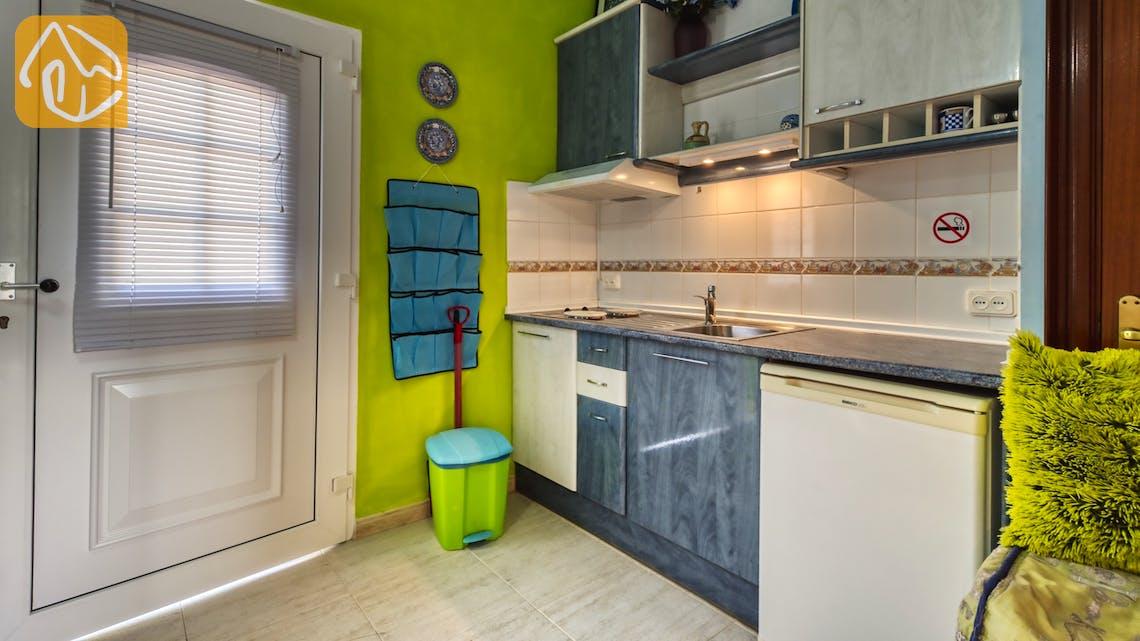 Holiday villas Costa Brava Spain - Villa Geolouk - Kitchen