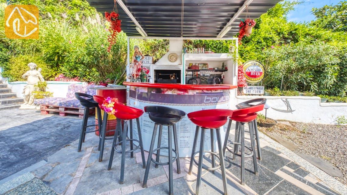 Vakantiehuizen Costa Brava Spanje - Villa Geolouk - Lounge gedeelte