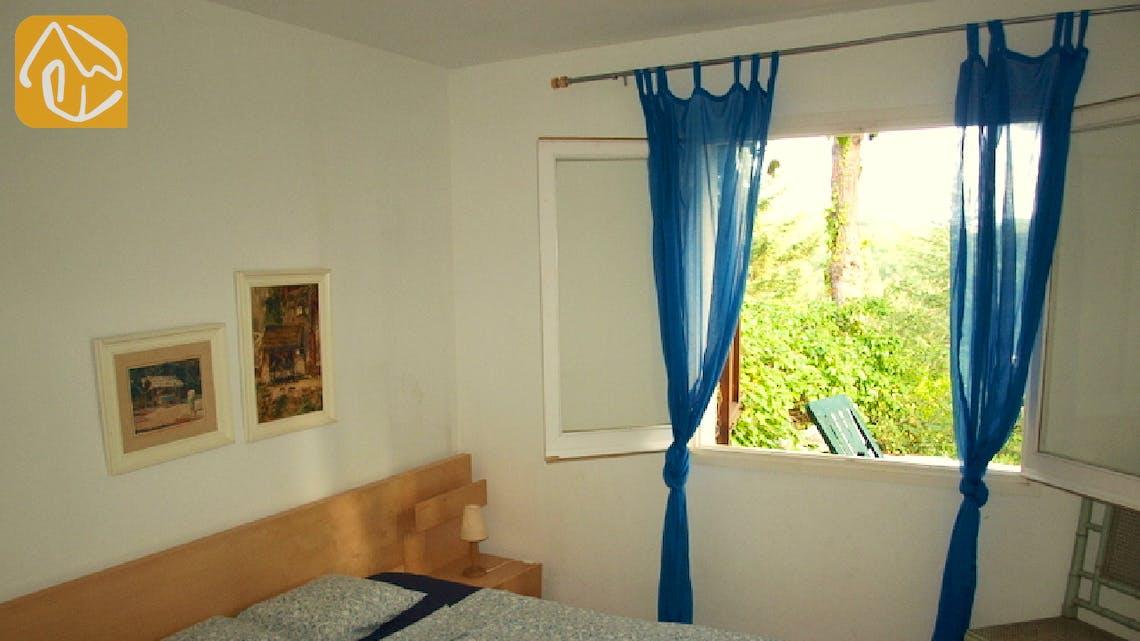 Vakantiehuizen Costa Brava Spanje - Casa Helena - Slaapkamer