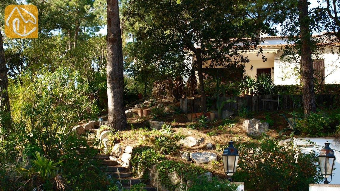 Vakantiehuizen Costa Brava Spanje - Casa Helena - Omgeving