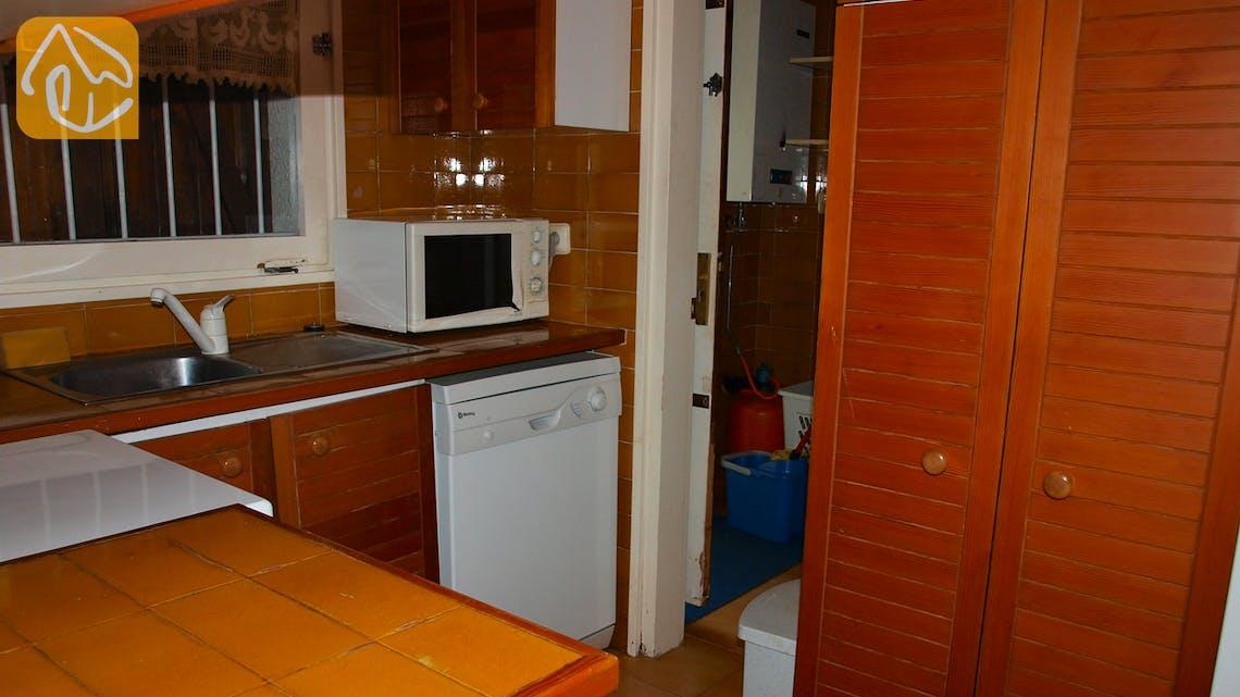 Vakantiehuizen Costa Brava Spanje - Casa Helena - Keuken