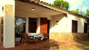 Vakantiehuis Spanje - Casa Helena - Terras