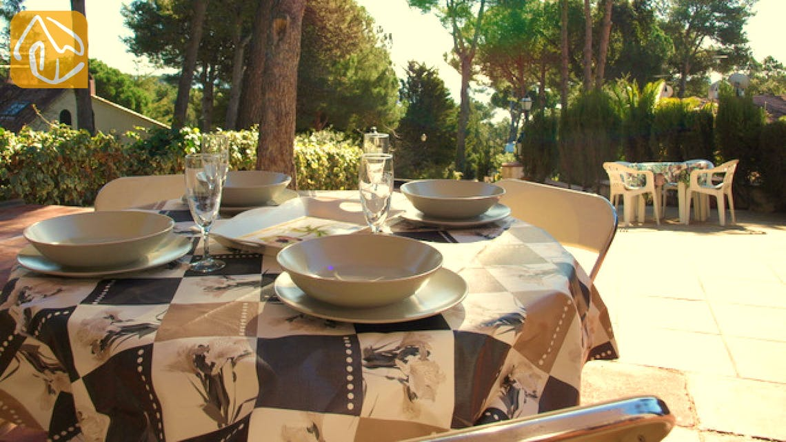 Villas de vacances Costa Brava Espagne - Casa Lupe - Piscine