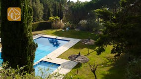 Holiday villas Costa Brava Spain - Casa Lupe - Swimming pool