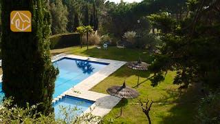 Holiday villas Costa Brava Spain - Casa Lupe - Swimming pool