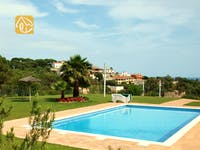 Holiday villas Costa Brava Spain - Apartment Monterrey - Swimming pool