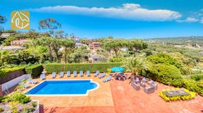 Holiday villa Spain - Villa Jaruco - Swimming pool
