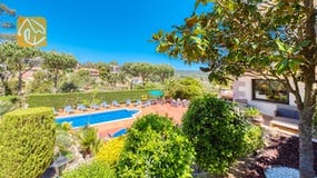 Holiday villa Costa Brava Spain - Villa Jaruco - Swimming pool