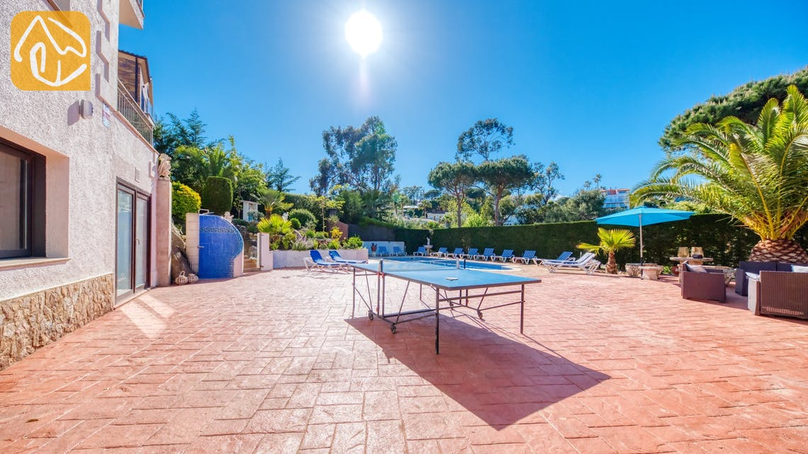 Holiday villas Costa Brava Spain - Villa Jaruco - Play area