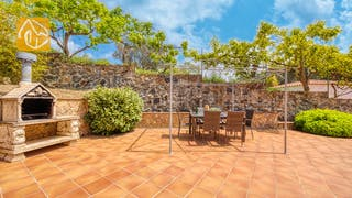 Holiday villas Costa Brava Spain - Villa Lloret - Terrace