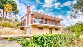Holiday villas Costa Brava Spain - Villa Lloret - Casa outside