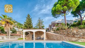 Holiday villa Spain - Villa Leonora - Swimming pool