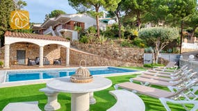 Holiday villa Costa Brava Spain - Villa Leonora - Swimming pool