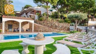 Casas de vacaciones Costa Brava España - Villa Leonora - Piscina