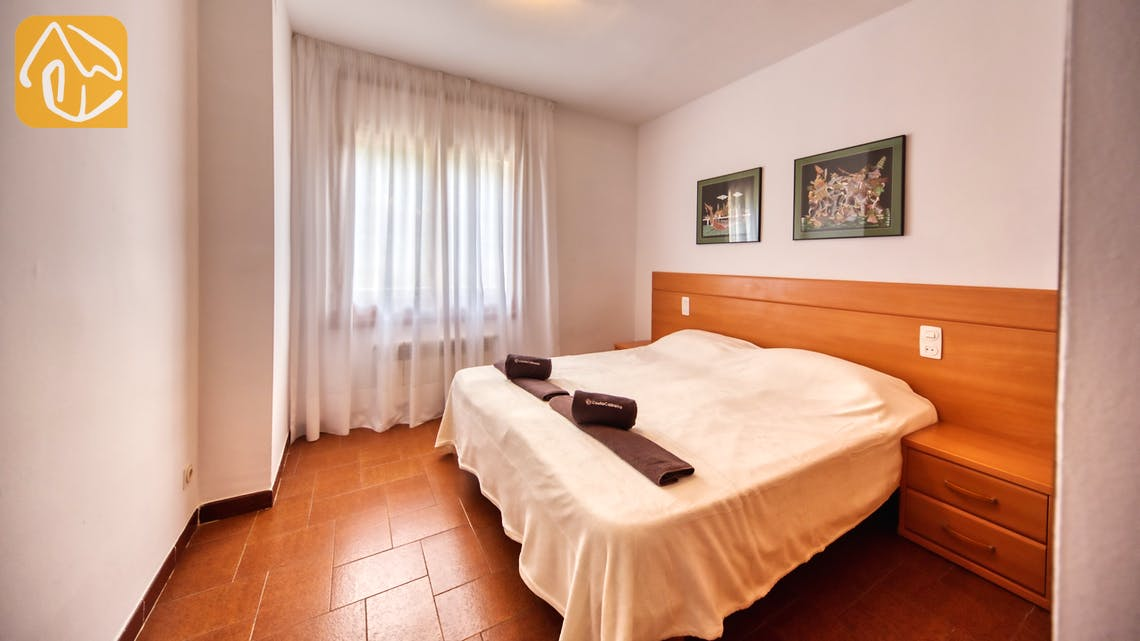 Holiday villas Costa Brava Spain - Villa Leonora - Bedroom