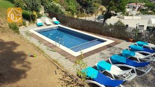 Holiday villas Costa Brava Spain - Villa Margerita - Swimming pool