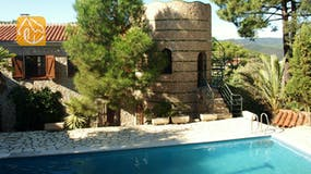 Holiday villas Costa Brava Spain - Villa Aurora - Villa outside