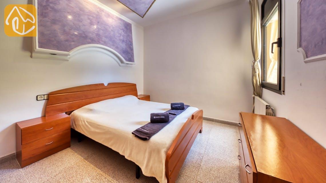 Vakantiehuizen Costa Brava Spanje - Villa Paris - Slaapkamer