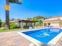 Holiday villas Costa Brava Spain - Villa Paris - Swimming pool