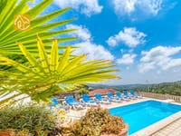 Ferienhäuser Costa Brava Spanien - Villa Santa Maria - Schwimmbad