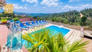 Villas de vacances Costa Brava Espagne - Villa Santa Maria - Piscine