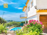 Vakantiehuizen Costa Brava Spanje - Villa Valentina - Om de villa