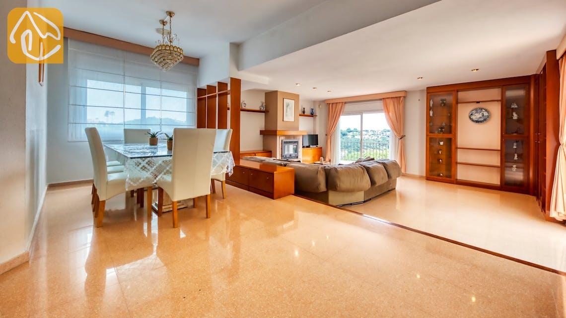 Villas de vacances Costa Brava Espagne - Villa Valentina - Dining area