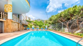 Villa de vacances Costa Brava Espagne - Villa Valentina - Piscine