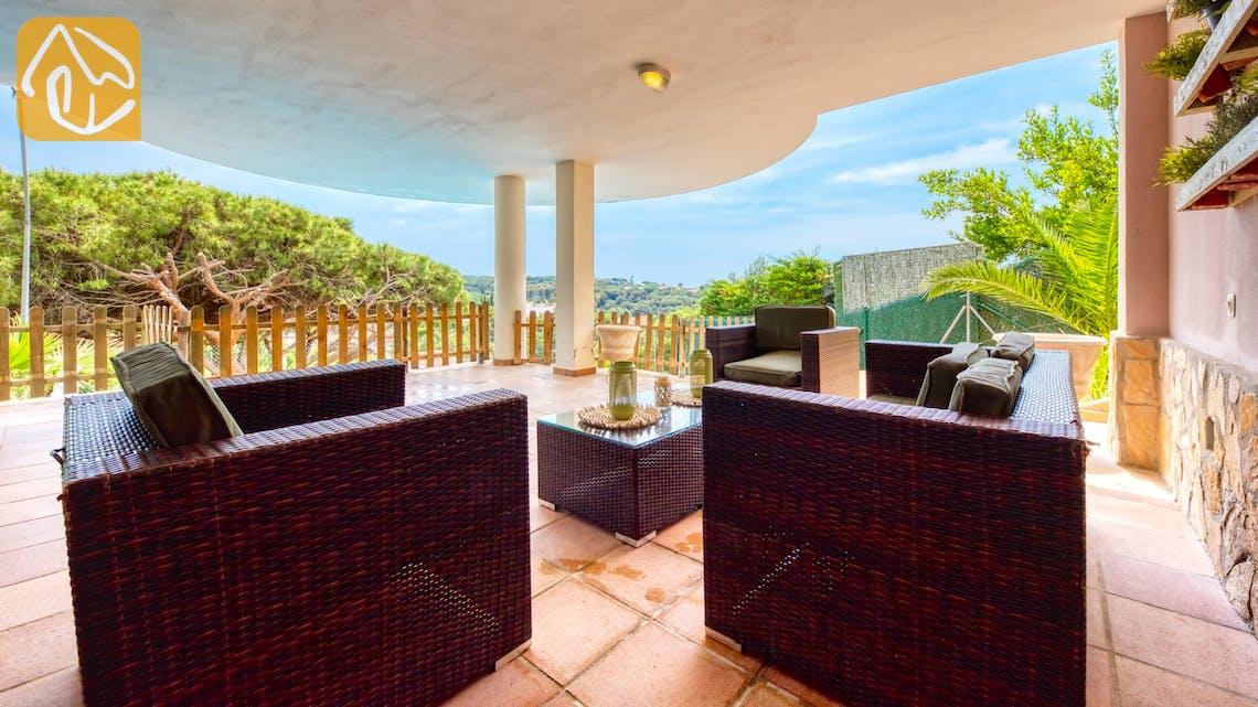 Villas de vacances Costa Brava Espagne - Villa Valentina - Zone salon