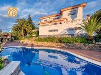 Ferienhäuser Costa Brava Spanien - Villa Joy - Schwimmbad