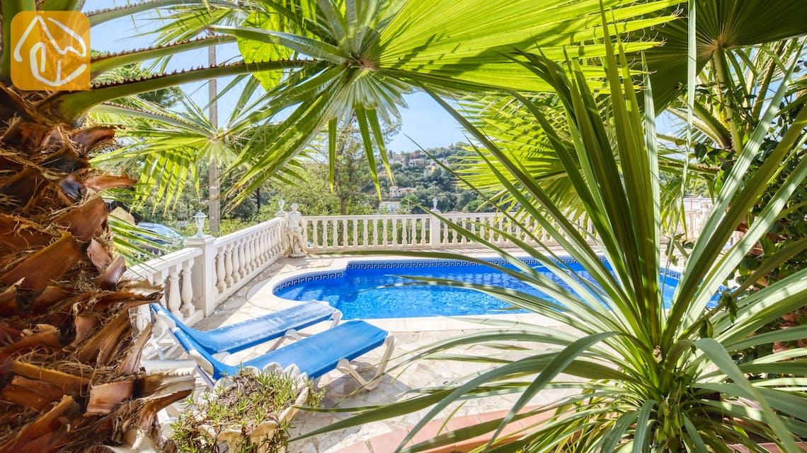 Casas de vacaciones Costa Brava España - Villa Manuela - Una de las vistas