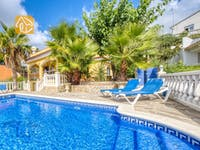 Ferienhäuser Costa Brava Spanien - Villa Manuela - Schwimmbad