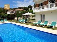 Villas de vacances Costa Brava Espagne - Villa Jade - Piscine