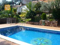 Holiday villas Costa Brava Spain - Villa Sunny - Swimming pool