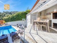 Holiday villas Costa Brava Spain - Villa Rosa - Villa outside