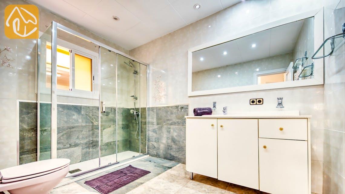 Villas de vacances Costa Brava Espagne - Villa Sarai - Salle de bain