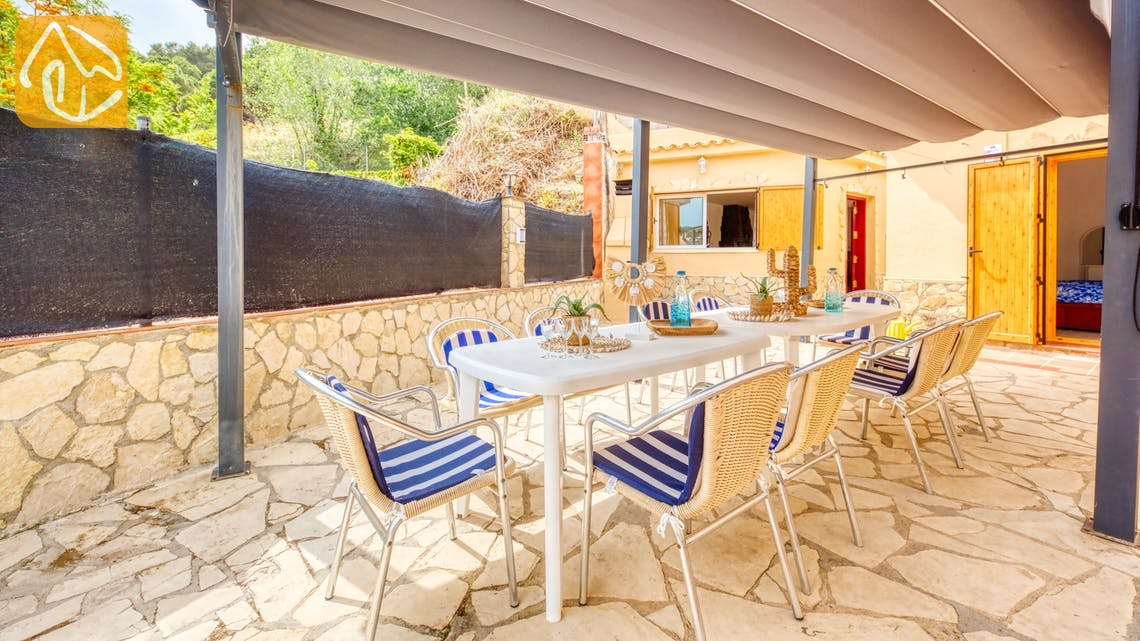 Villas de vacances Costa Brava Espagne - Villa Sarai - Zone salon