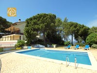 Holiday villas Costa Brava Spain - Villa Irena - Villa outside
